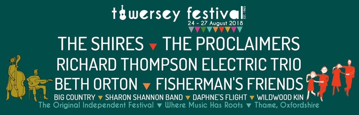 Towersey tickets