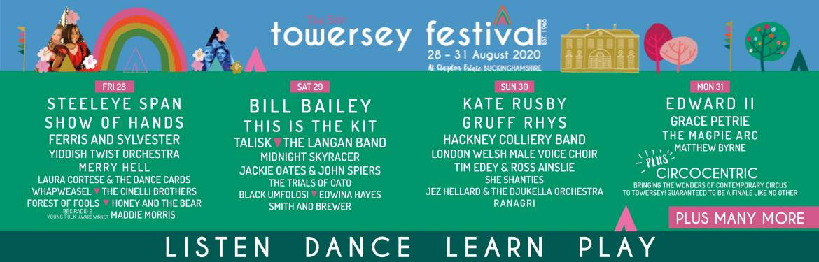 Towersey Festival tickets