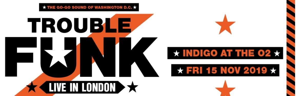 Trouble Funk tickets