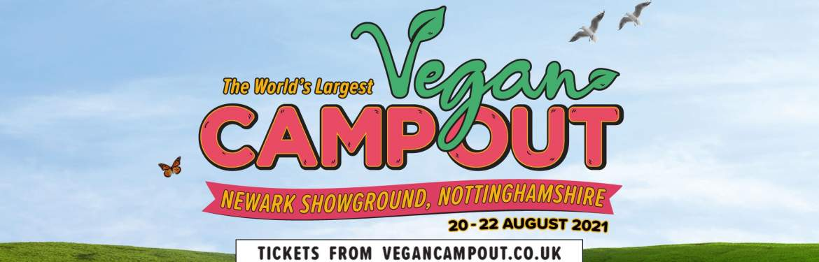 Vegan Camp Out tickets