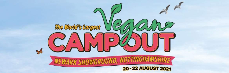 Vegan Camp Out