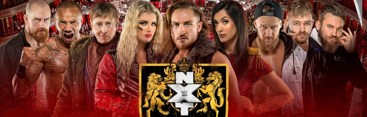 WWE NXT UK tickets