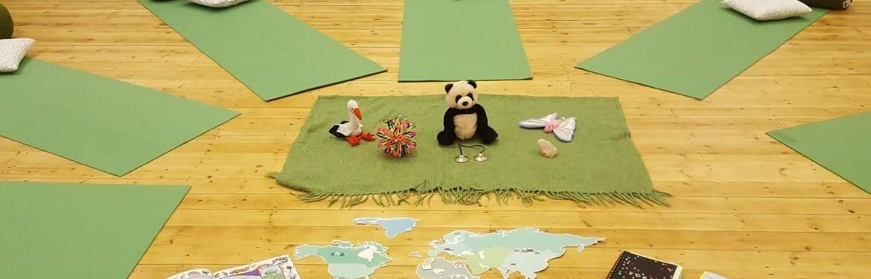Yoga Tots tickets
