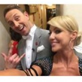 Audience with Ian Waite and Natalie Lowe