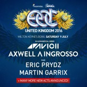 Electric Daisy Carnival Tickets image
