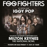 Foo Fighters Tickets image