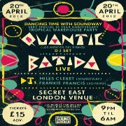 Dancing Time with Soundway Tickets image