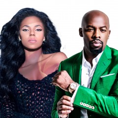 Joe and Ashanti