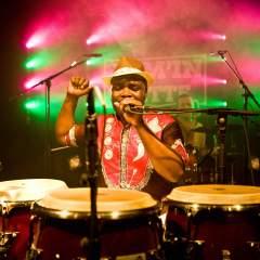 Afla Sackey & Afrik Bawantu present: The Funk Of Africa