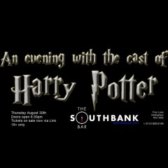 An Evening with the Cast of Harry Potter