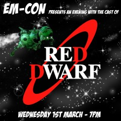 An evening with the cast of Red Dwarf