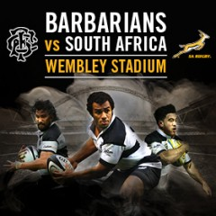 Barbarians v South Africa