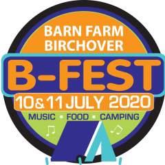 Barn Farm campsite music festival - 'B-FEST'