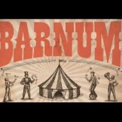 Barnum<br>&bull; Was £49.50 Now £35.00 Saving £14.00