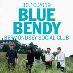 Blue Bendy