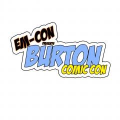 Burton Comic Con