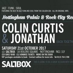 Colin Curtis & Jonathan