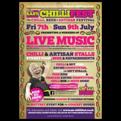 East Midlands Chilli, Beer and Artisan Festival