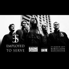 Employed To Serve image