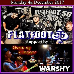 Fallout 56 + Sons of Clogger + Warshy