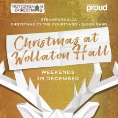 Family Christmas Tour of Wollaton Hall