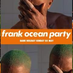 Frank Ocean Party (tribute)