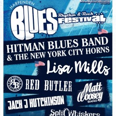 HARPENDEN BLUES FESTIVAL