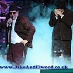 Jake & Elwood - The Blues Brothers show