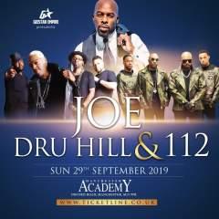 Joe, Dru Hill & 112