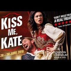 Kiss Me, Kate<br>&bull; No booking fee