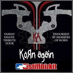Korn Again + Stiff Bizkit