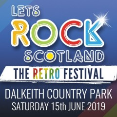 Image result for let's rock scotland 2019