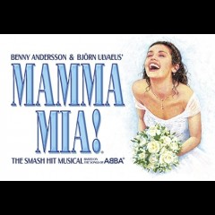 Mamma Mia!<br>• Was £112.50 Now £73 Saving £39
