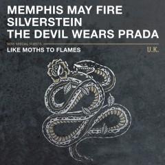 Memphis May Fire / Silverstein / The Devil Wears Prada