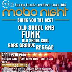 Mobo over 30s night
