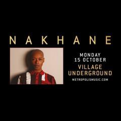 Nakhane