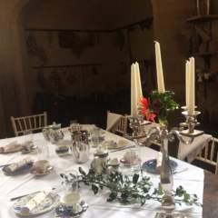 Newstead Abbey Afternoon Tea