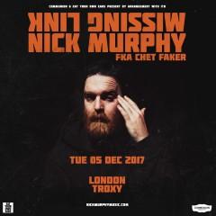 Nick Murphy fka Chet Faker