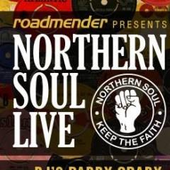 Northern Soul LIVE ft Eddie Holman