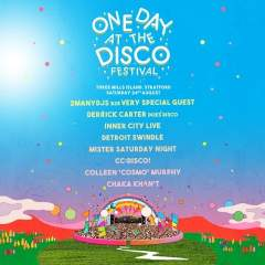 One Day At The Disco Festival