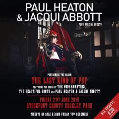 Paul Heaton & Jacqui Abbott image