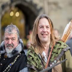 Robin Hood Pageant