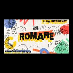 Romare: Every Friday in July