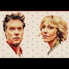 Rufus and Martha Wainwright
