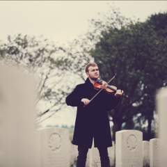 Sam Sweeney The Unfinished Violin