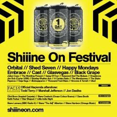 Shiiine On Festival