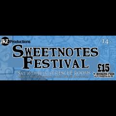 Sweetnotes Festival 2016