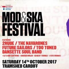 Teenage Cancer Trust Mod/Ska Fest 2017