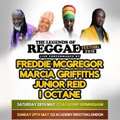The Legends Of Reggae Festival 2016