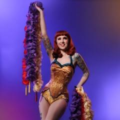 The Gilded Merkin Burlesque and Cabaret